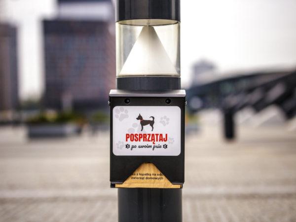 Dystrybutor torebek zestaw Animals zdjęcie na latarni malaarchitektura.info.pl