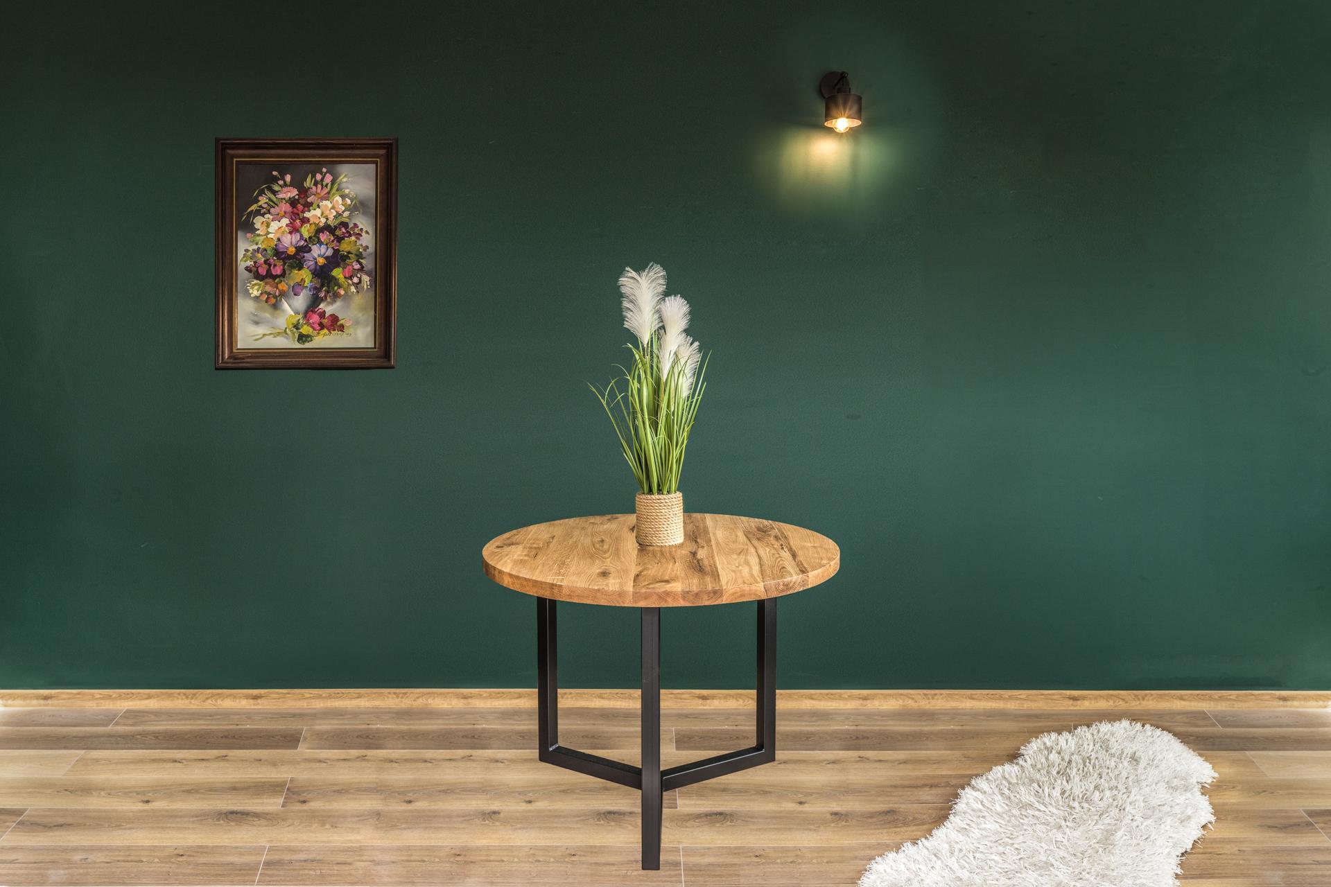 stół okrągły DENVER